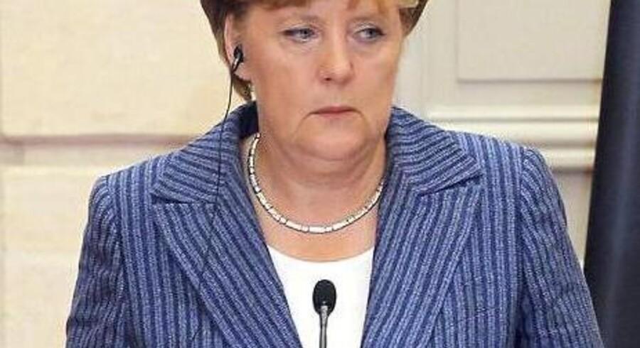 Forhandlingerne mellem Tyskland og Frankrig kan afgøre euroens fremtid.