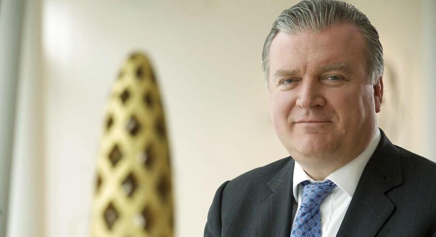 Saxo Bank-stifter Lars Seier Christensen kommer efter afskedigelsen af de to direktører tilbage til den daglige ledelse af banken.