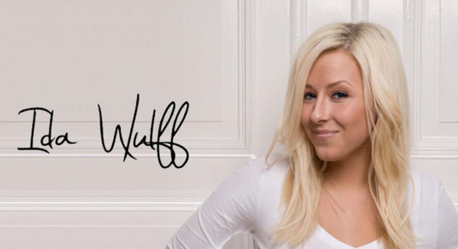Ifølge det norske erhvervssite e24.no, er 18-årige Ida Wulff en af Norges allermest populære bloggere, med sin blog, caffelatte.blogg.no.