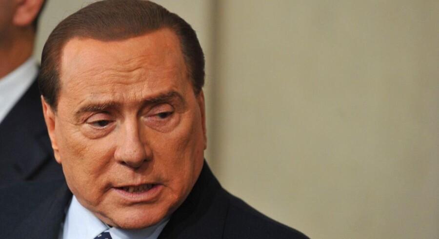 Silvio Berlusconi er klar til at gå med i en ny regering.