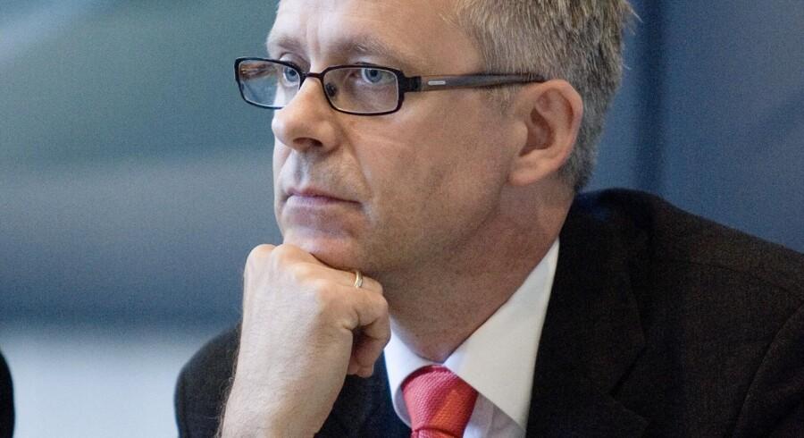 Tidligere vismand og professor ved Copenhagen Business School Jan Rose  Skaksen.