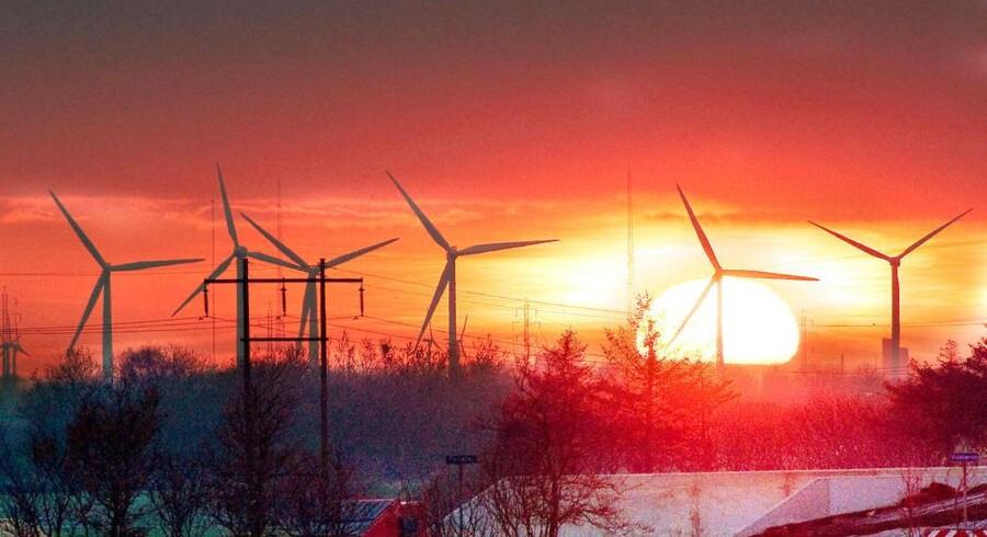 Vind udgør i dag blot 2,6 procent af elforbruget