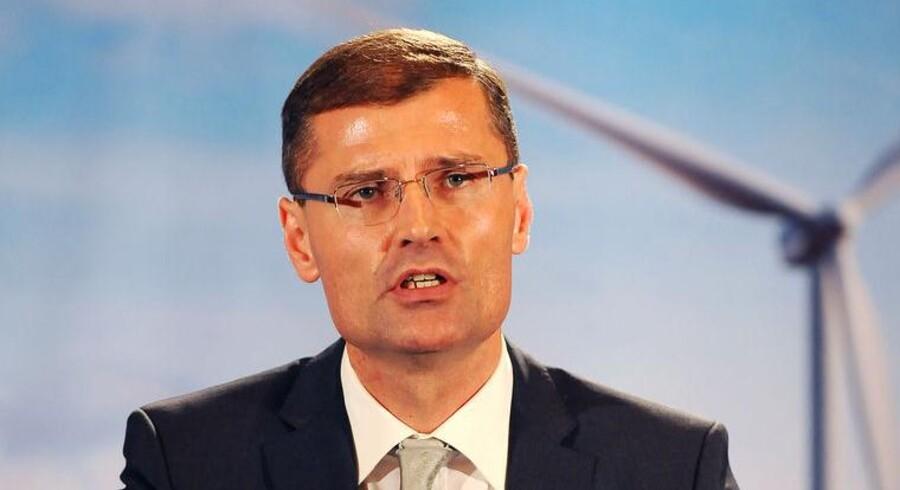 Vestas-topchef Ditlev Engel er medlem af hovedbestyrelsen i DI. Han påpeger, at det er vigtigt, at den nye direktør for DI har et bredt internationalt udsyn.