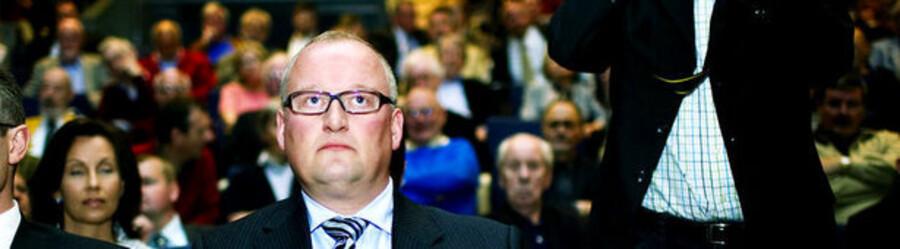 Erhvervs & Selskabsstyrelsen sætter nu den konkursramte finansmand Steen Bryde på plads.