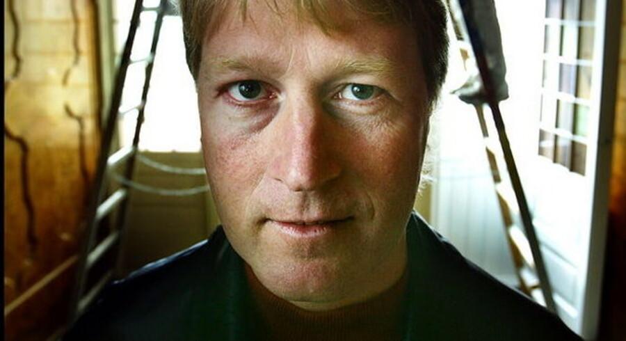 Adm. direktør for Radio 100 FM, Jim Receveur.