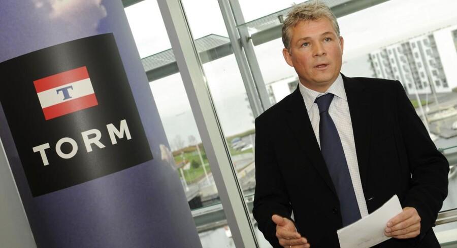 Tidligere Torm-chef Mikael Skov er med Hafnia Tankers klar til at gå på opkøb blandt sine konkurrenter.