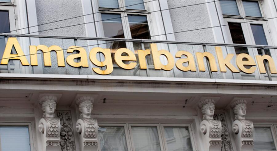 Det er umuligt at få oplyst, om Amagerbanken har søgt lån i Bankpakke 2.