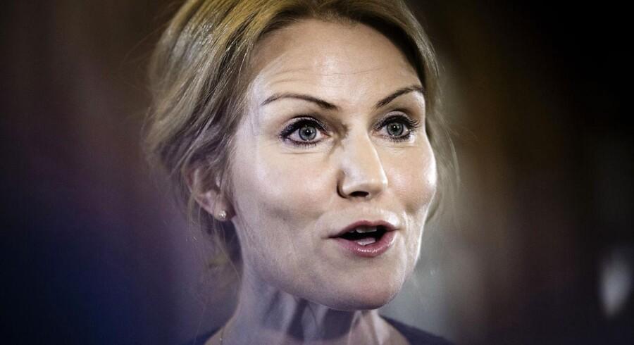 Spørgetime med statsminister Helle Thorning-Schmidt i Folketinget, tirsdag d. 5. november 2013.
