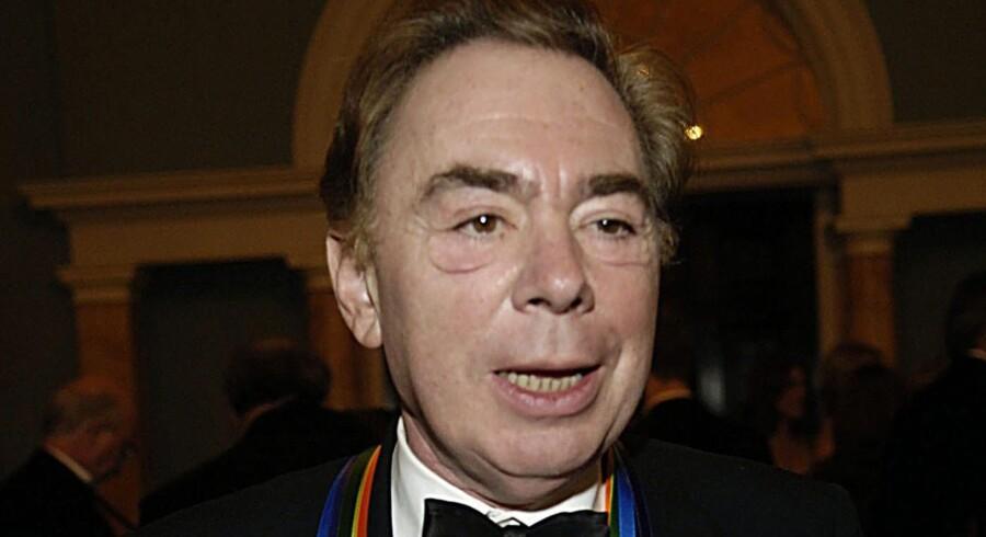 Andrew Lloyd Webber har rødder i operaen – den storladne, pompøse klassiske opera.