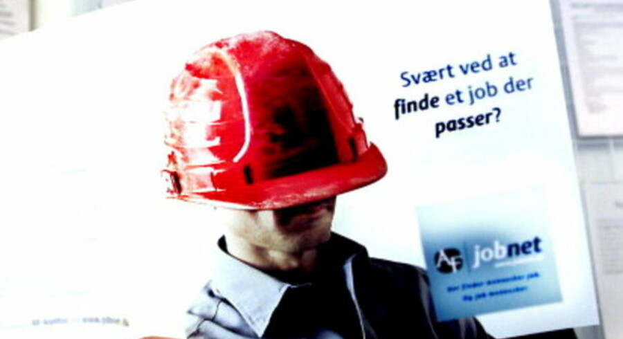 Med udsigt til stigende ledighed er der øget salg i forsikringer mod arbejdsløshed.