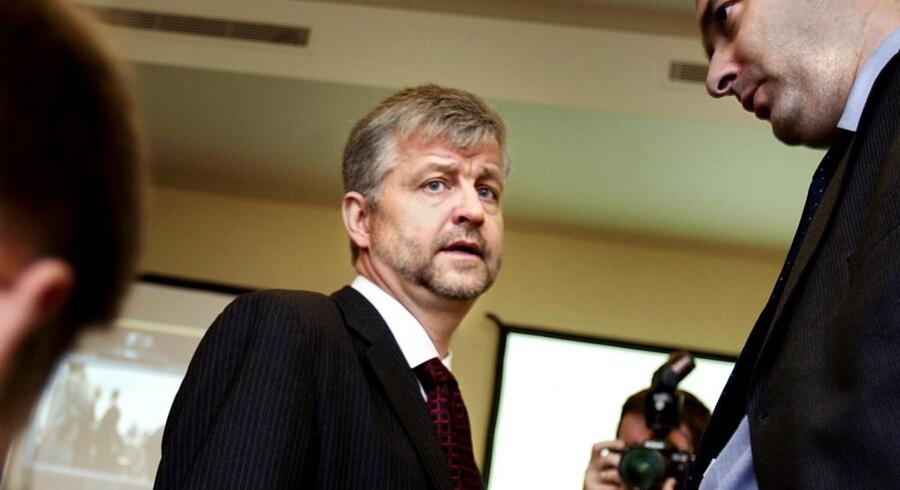Falck-topchef Allan Søgaard Larsen