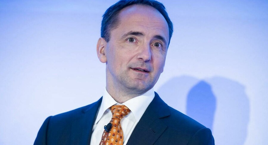 Jim Hagemann Snabe, der er viceadministrerende direktør i tyske SAP, foreslås nyvalgt til bestyrelsen.