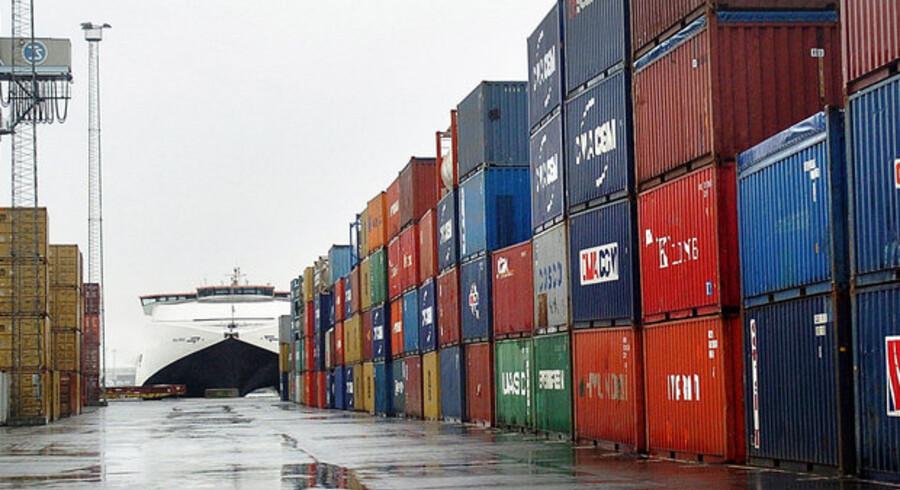 To tredjedel af eksportvirksomhederne vil fastholde eller øge deres investeringerne inden for de næste 12 måneder.