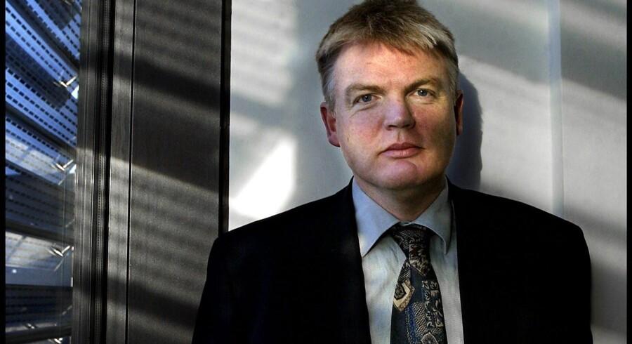 Departementschef Peter Loft forbindes nu også til sagen om Henriette Kjærs mand, Erik Skov Pedersen.