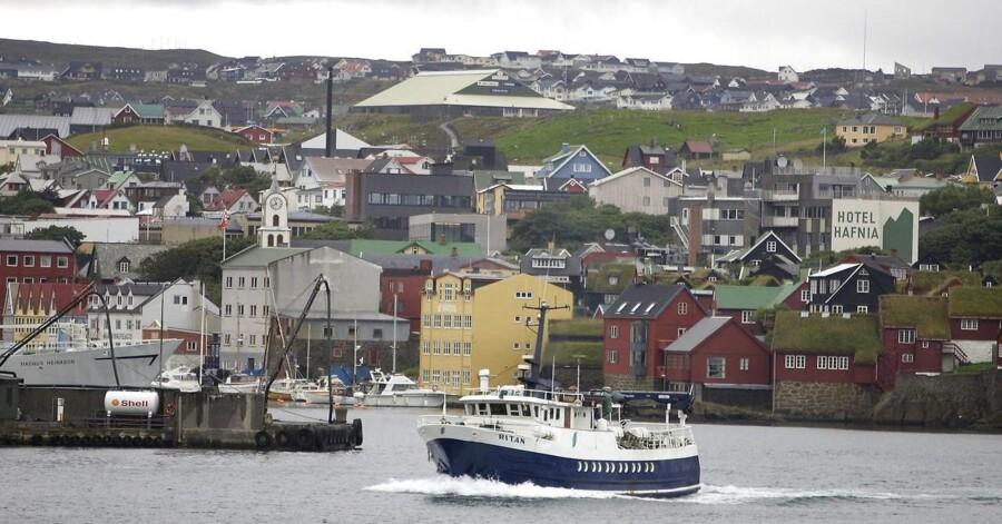 Sanktionerne betyder sandsynligvis, at Færøerne fremover ikke vil kunne lande eller sælge sild og makrel til EU. - Arkivfoto