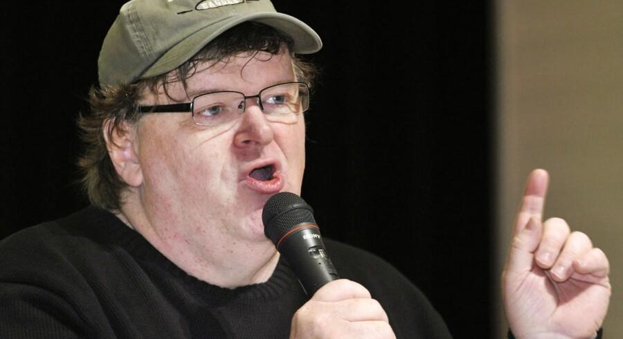 Michael Moore. (Arkivfoto)