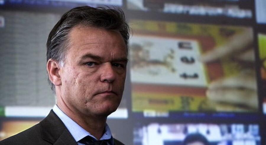 Den danske topdirektør i Metro International, Per Michael Jensen, har fjernet en del af de omkostninger, der tynger virksomheden.