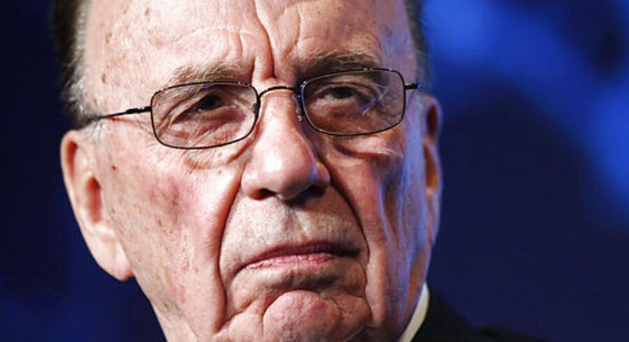 Rupert Murdoch må sande, at købet af MySpace i 2005 ender som en økonomisk hovedpine.