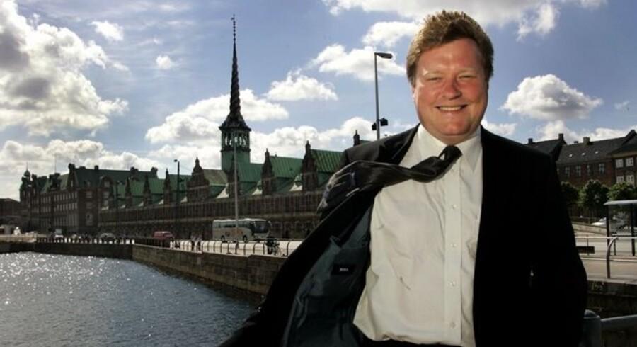 Regionschef hos Formuepleje A / S, civiløkonom Torben Vang - Larsen