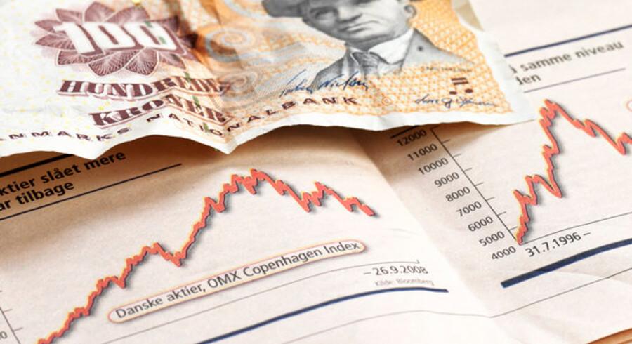 Ved at oprette et selskab til aktieporteføljen kan man ifølge Deloitte nulstille tab og gevinster.