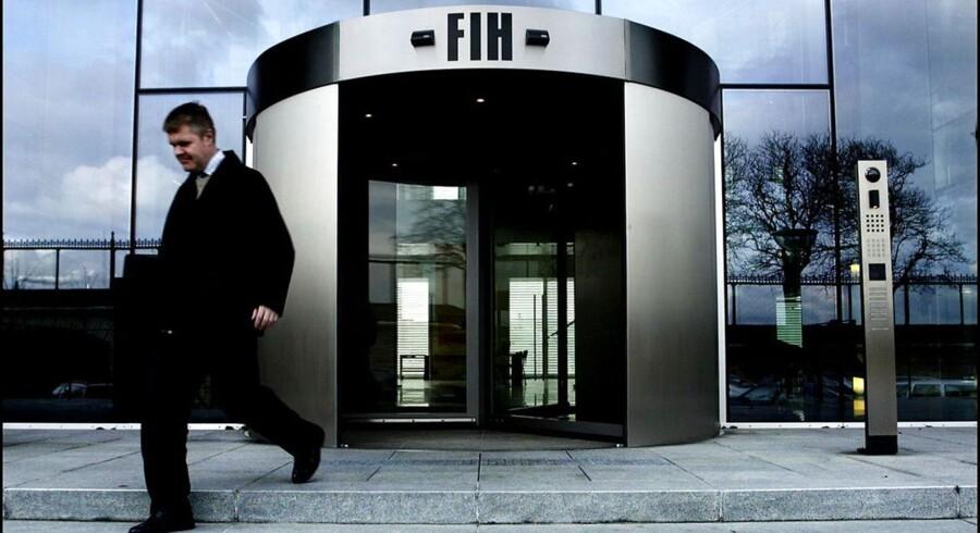 FIH Erhvervsbank på Langelinie