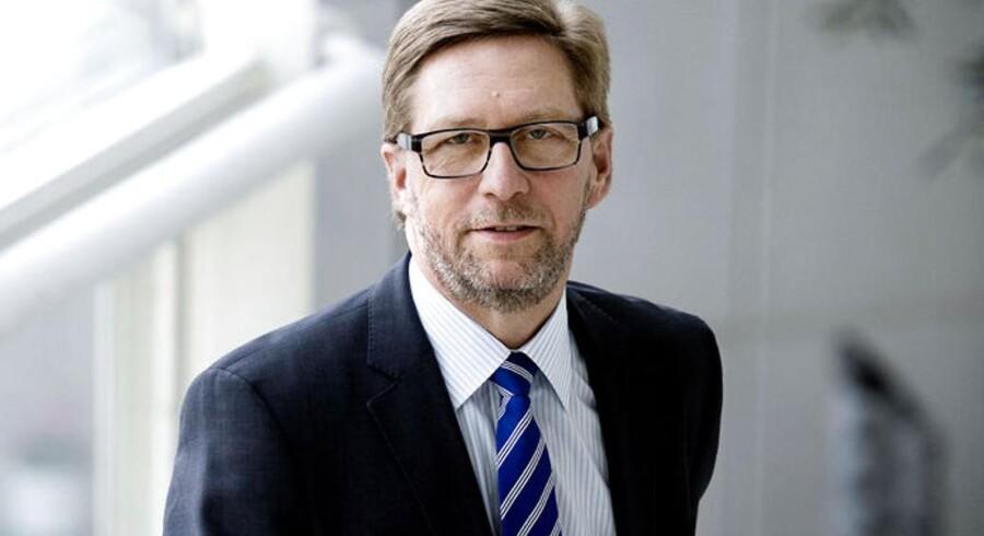 Den tidligere Chr. Hansen-boss Lars Frederiksen skal føre den blåstribede materialistkæde Matas på børsen