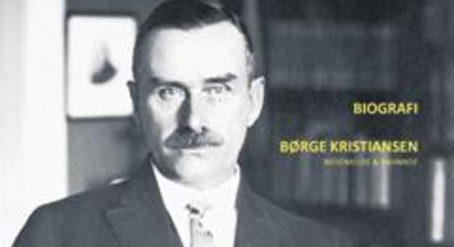 "Børge Kristiansen: ""Thomas Mann - Digtning og tankeverden"""