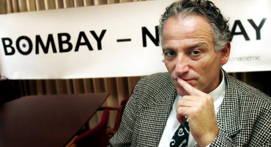 Formanden for HK Luftfart, Nicolas Fischer