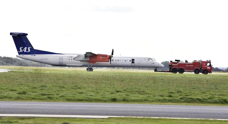 Sidst SAS havde overskud var i 2007, der dog heller ikke var problemfrit. I anden halvdel af 2007 begyndte finanskrisen så småt at ramme rejselysten verden over, og samtidig måtte SAS tage sine mange brændstoføkonomiske Dash 8 Q-400-fly ud af drift efter problemer med flyenes landingsstel hele tre gange inden for kort tid.2007-resultat: +636 millioner svenske kr. (ca. 512 mio. kr.)