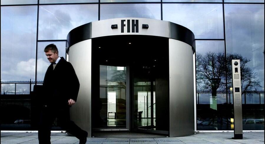 FIH Erhvervsbank skylder efter i dag ikke længere staten penge.