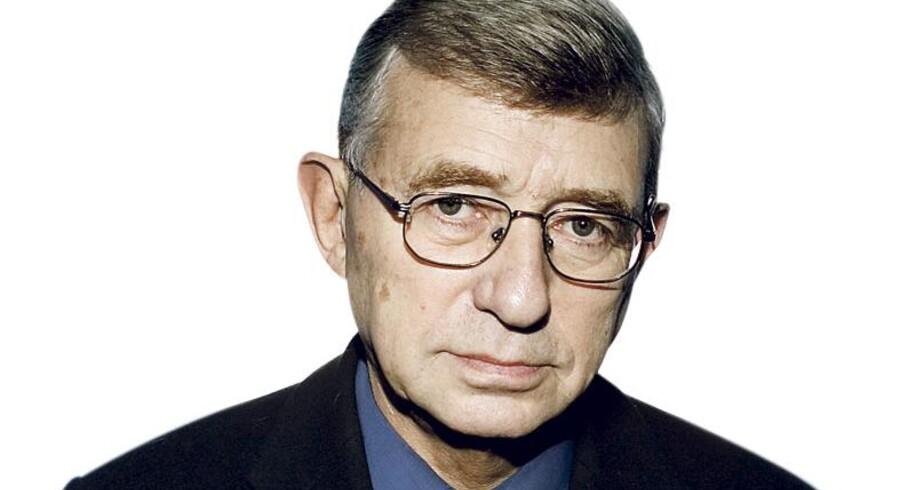 Søren Krarup, MF (DF)