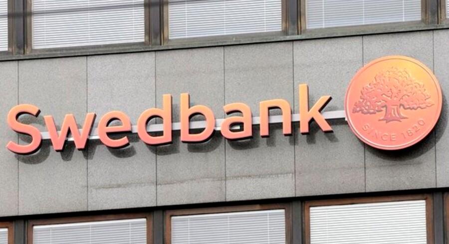 Den svenske bank Swedbank har medtaget baltiske kunders sorte penge, når de skulle modtage et lån.