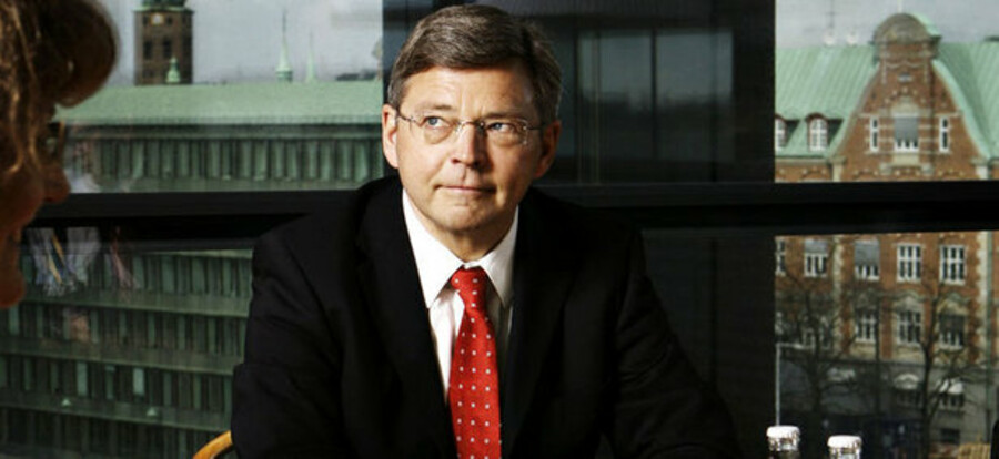 Nordeas topchef, Christian Clausen, venter nedskrivninger på omkring 0,5 pct. af udlånet i år, men en stresstest fra Sveriges Riksbank viser, at en hård økonomisk nedtur vil koste banken langt mere.