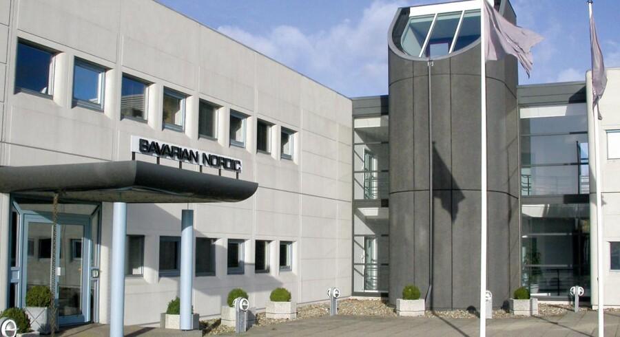Bavarian Nordic har øget omsætningen, men også underskuddet i årets første kvartal.