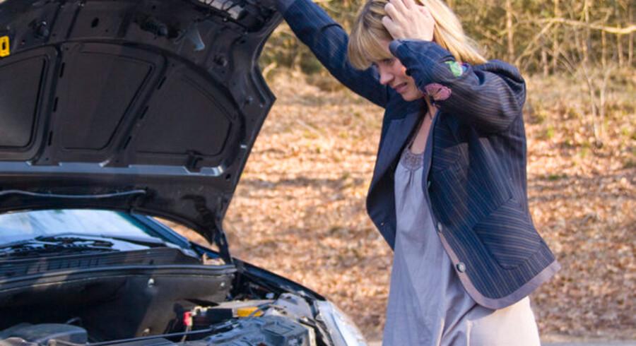 Det tager lang tid at få behandlet en sag i Klagenævn for biler.