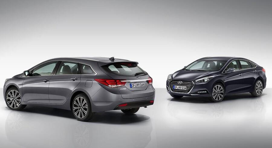 Den nuværende Hyundai i40 findes i Danmark kun som stationcar, og den spiller stort set ingen rolle i firmasegmentet, men det skal en afløser lave om på til næste år