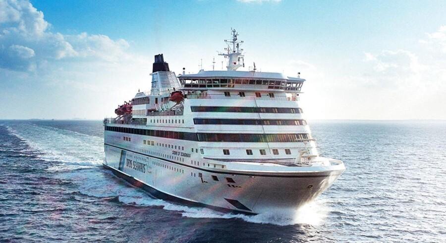 DFDS er en af hovedaktørerne i den færgekampen om Den Engelske Kanal.