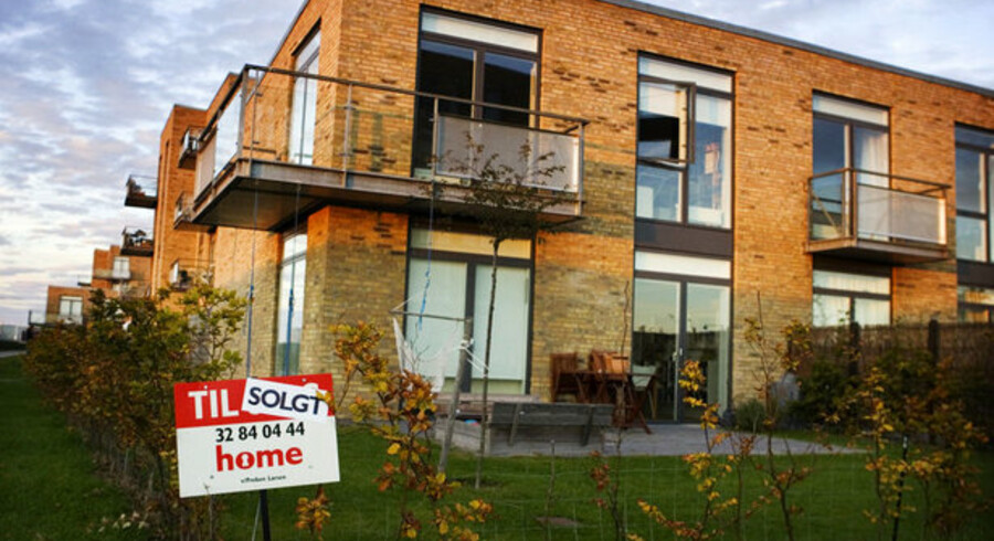 Opgørelsen over antallet af solgte boliger passer ikke, mener ejendomsmæglerne. Statistikken må være forsinket, for den stemmer ikke med deres erfaringer.