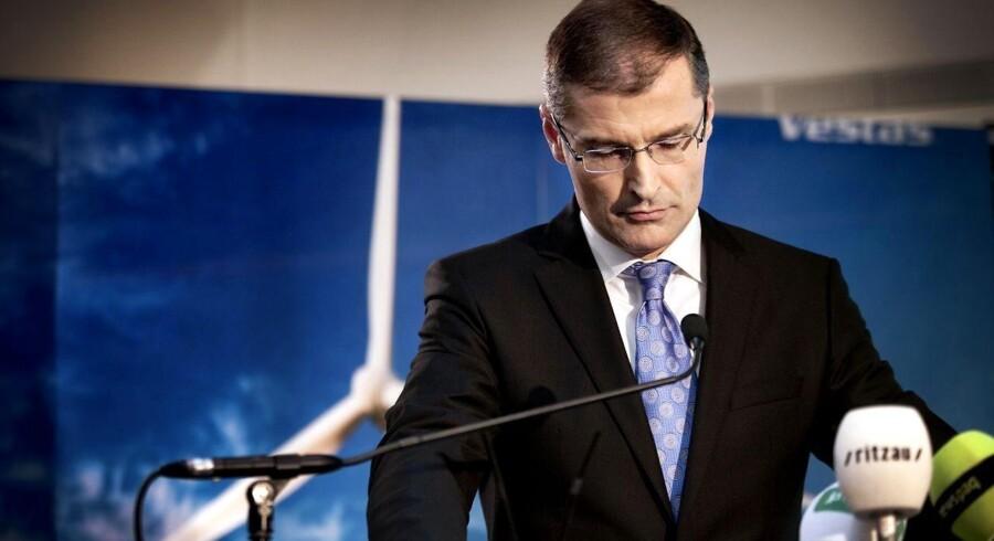 Panderynkerne må kun blive større for Ditlev Engel efter endnu en nedjustering og rutsjetur til Vestas-aktien.