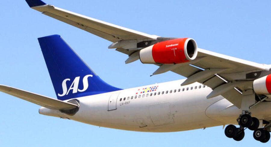 Norsk korruptionsjæger kalder det helt uacceptabelt, at SAS leaser fly af hemmelige selskaber i skattely.
