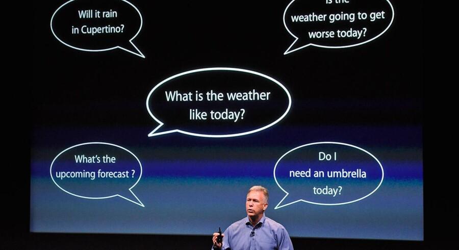 Apples Siri kan forstå spørgsmålet, uanset hvordan det stilles. Konkurrenterne kan til gengæld ikke forstå, hvad folk skal bruge det til.
