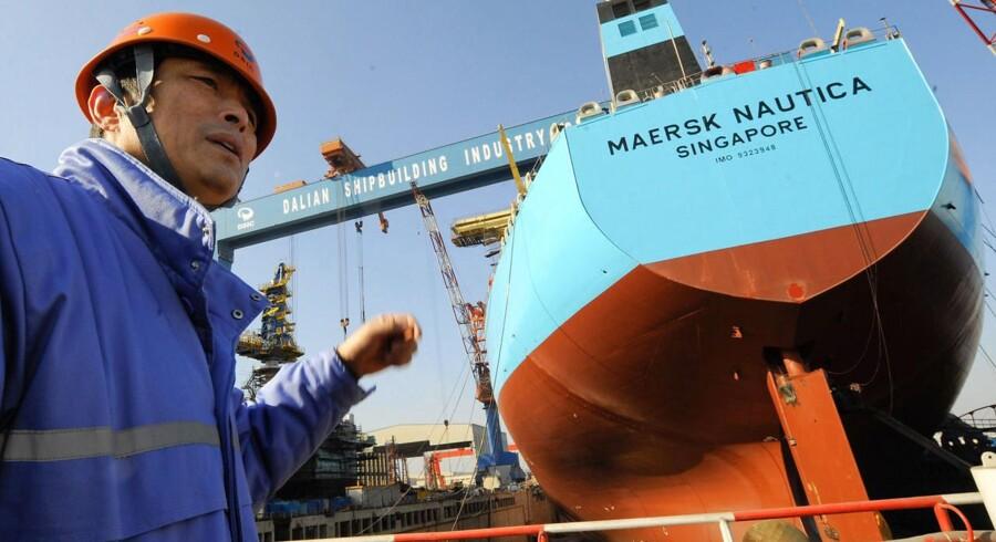 Tidligere blev Maersk Tankers betegnet som et yderst vigtigt ben i A.P. Møller-imperiet, men denne division er tilsyneladende dumpet lidt ned i hierarkiet.