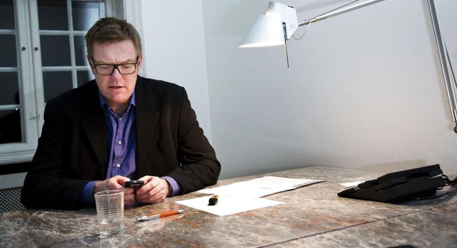 Lars Poulsen direktør Waterfront