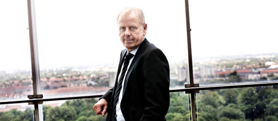 Carlsbergs koncernchef, Jørgen Buhl Rasmussen, vil have et stærkere ledelsesteam.