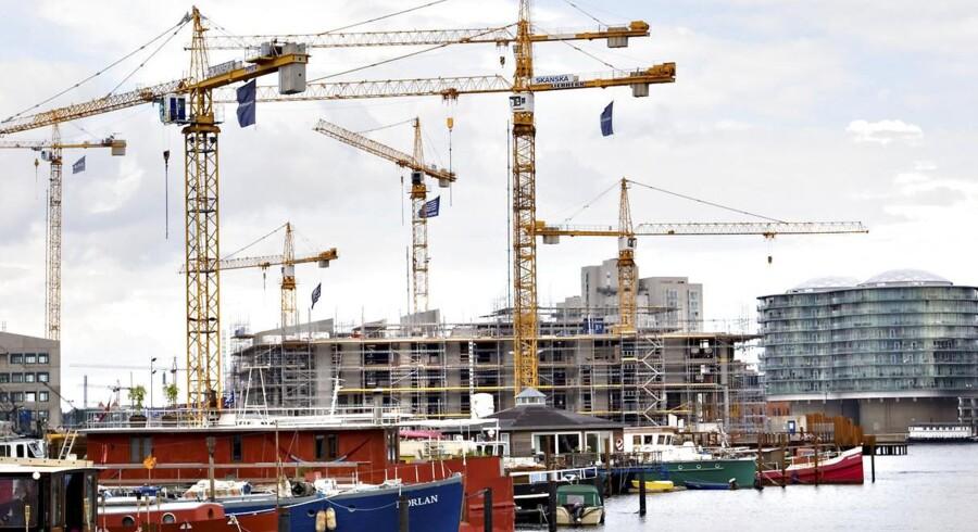 Det er specielt de større, danske industrivirksomheder der driver udviklingen. De mindre slås stadig med finansiering og manglende adgang til eksportmarkederne, siger Dansk Metal til Jyllands-Posten.