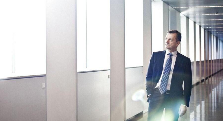 Jakob Thomasen topchef for maesk oil.