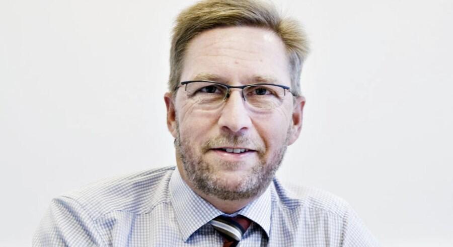 Lars Frederiksen adm. direktør, Chr Hansen