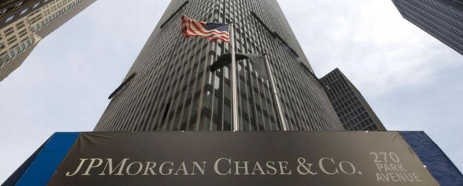 Finanshuset JP Morgan Chase har lagt et tredjekvartalsregnskab på bordet, der langt overgår forventningerne.