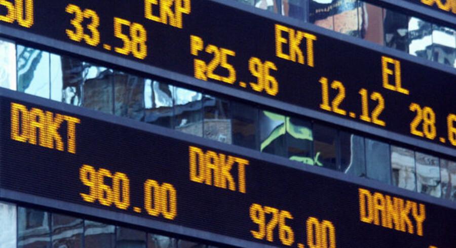 Private investorer kan lære meget af de profesionelles ageren på aktiemarkedet.