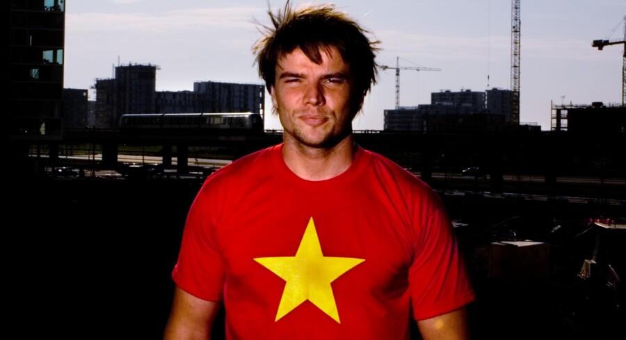 Mød Bjarke Ingels, arkitekt og leder af tegnestuen BIG.